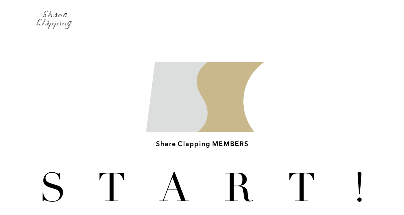 Share Clapping MEMBERS START!